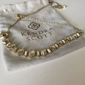 Kendra Scott Jewelry - Kendra Scott Adjustable Gold Choker